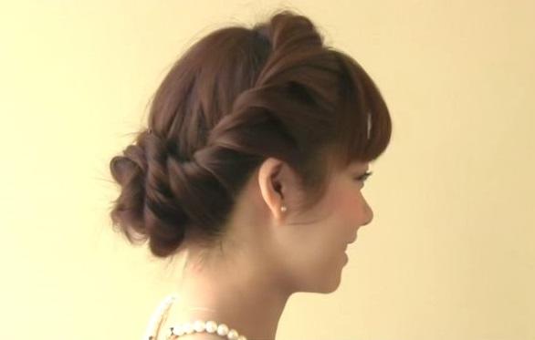 クリスマスのヘアアレンジに!編み込み髪型厳選動画まとめ!