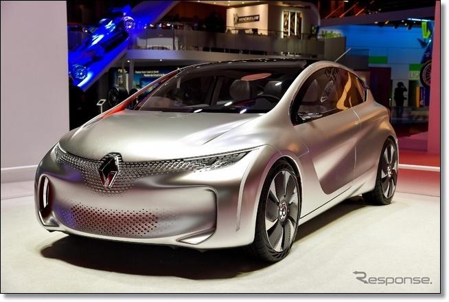 ルノーHV車エオラブの価格と驚きの燃費!発売日は?